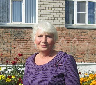 Зузенкова Надежда Владимировна — учитель географии