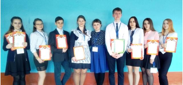 Весна в Кошурниковской школе №8 началась с достижений и побед